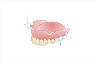 入れ歯の種類のイメージ02