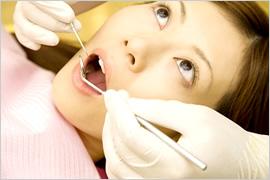 歯周病の原因のイメージ