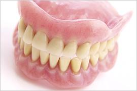 入れ歯のイメージ